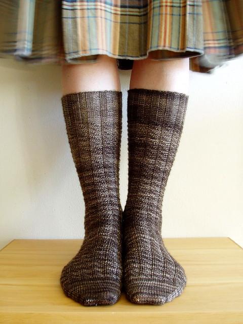Knitting Vintage Socks Nancy Bush : Gentleman s shooting stockings by nancy bush pattern