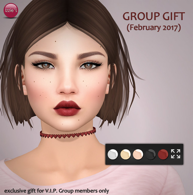 VIP Group Gift February