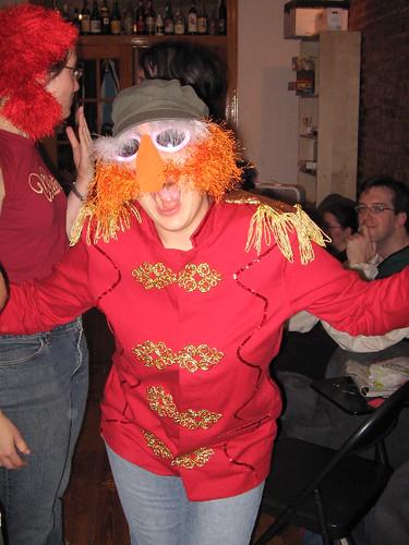 Sargent Floyd Pepper Costume Of Muppet Fame The Jacket