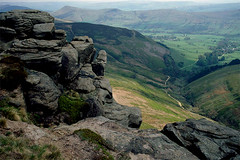 View From Kinder Scout, Edale | by curreyuk
