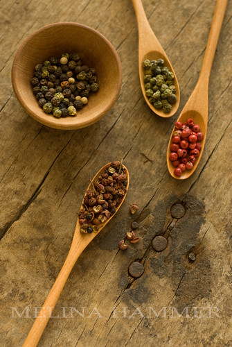 peppercorns | by mwhammer