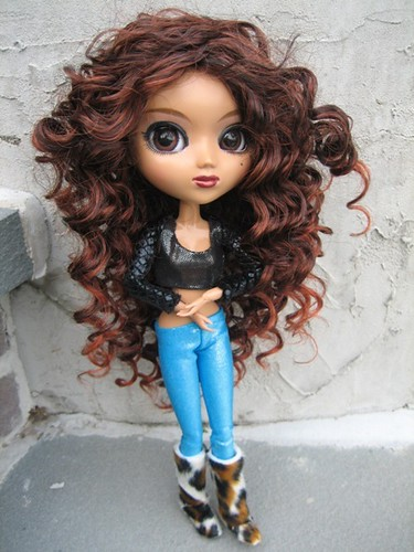 Pullip As Mimi From Rent  Broadway Musical  Movie