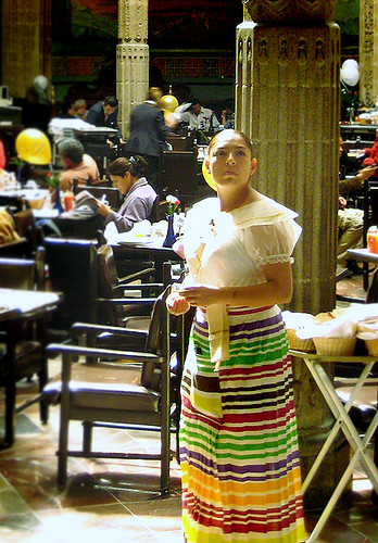 Mexican Waitress | Dylan + Jeni Photography | Flickr