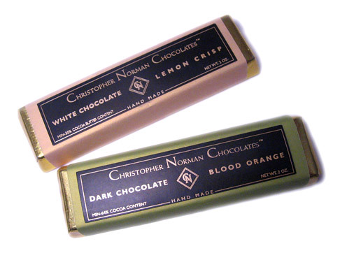 Christopher Norman Chocolate Bars | by princess_of_llyr