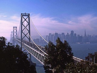 Bay Bridge, San Francisco '85 | by Karl Agre, M.D.