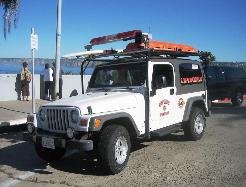 San Diego Jeep >> Fire Rescue Lifeguard - San Diego | Jeep @ The Cove in La