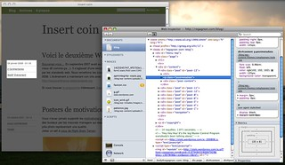 Web Inspector de Safari | by Thierry Régagnon