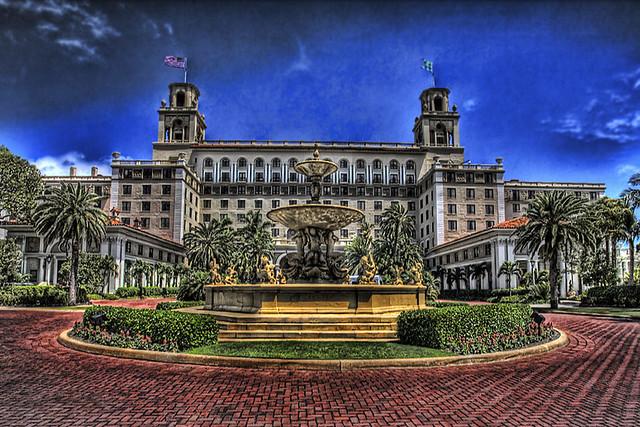 Breakers Hotel Palm Beach Spa