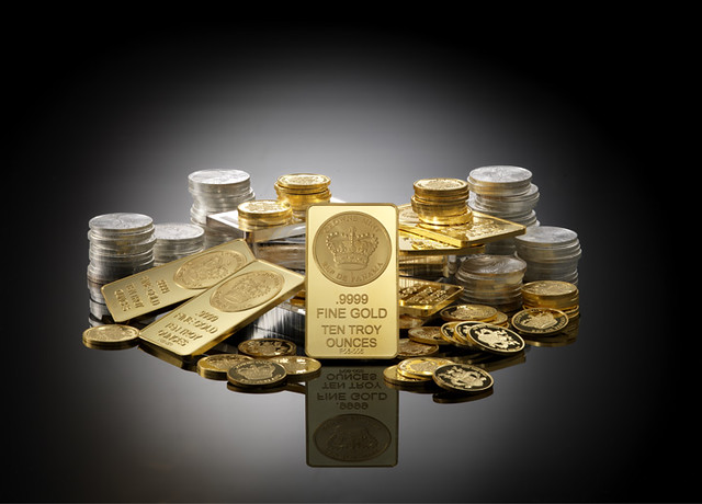 10 Ounce Gold Bar These Are The 10oz Pure Gold Bars From