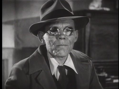 Coke Bottle Glasses Guy  Screenshot From Dick Tracy Meets -5576