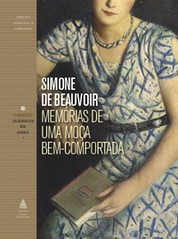 3-Memórias de uma Moça Bem-Comportada - Clássicos de Ouro - Simone de Beauvoir