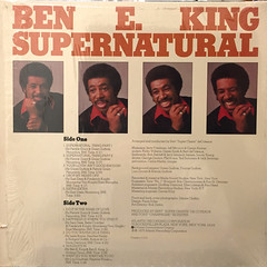 BEN E. KING:SUPERNATURAL(JACKET B)