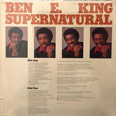 BEN E. KING:SUPERNATURAL(JACKET B)