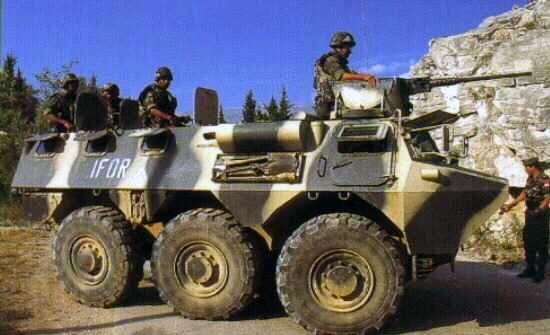 Les F.A.R. en Bosnie  IFOR, SFOR et EUFOR Althea 32557724590_fb9697894e_o