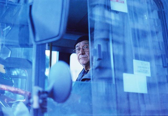 Chofer de Omnibus