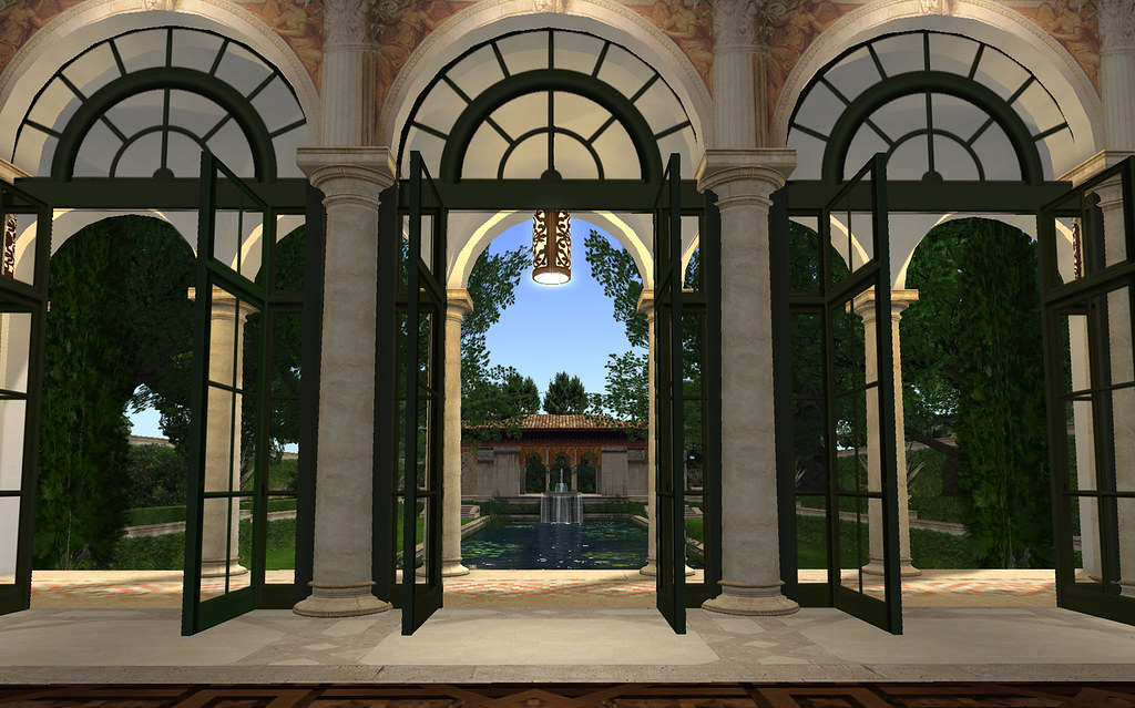 ... The Grove Country Club - ballroom doors to garden | by The Grove SL & The Grove Country Club - ballroom doors to garden | This cluu2026 | Flickr