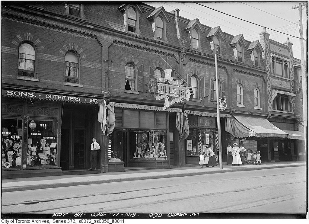 Gladstone Restaurant Toronto