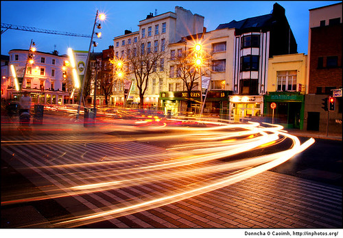 So many light trails | by Donncha Ó Caoimh