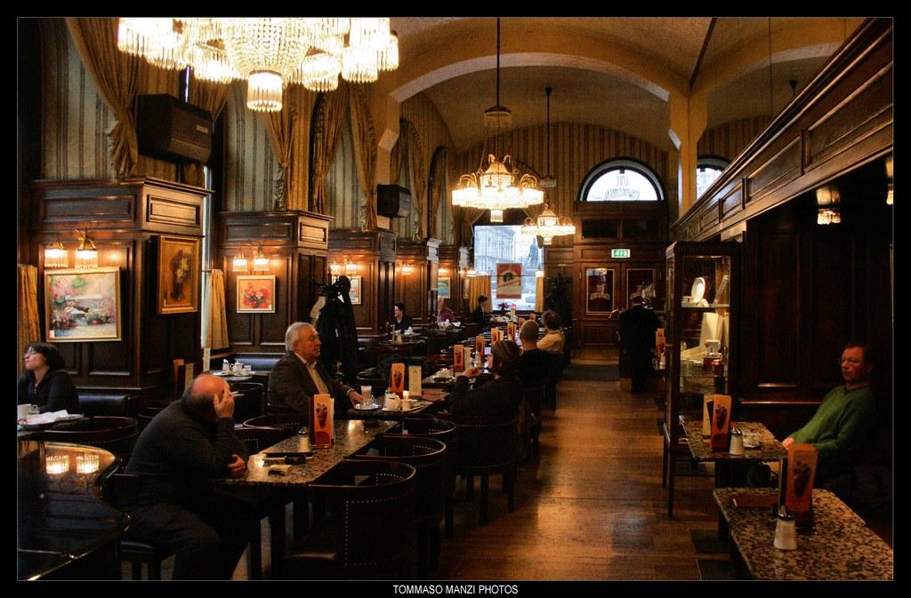 schwarzenberg cafe wien coffeehouse tommaso manzi flickr. Black Bedroom Furniture Sets. Home Design Ideas