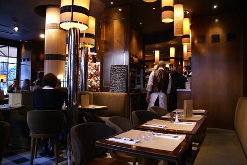 Cafe Gallery Rue Mogador