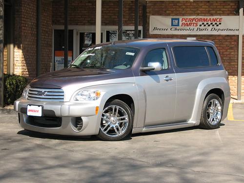 Chevrolet HHR Custom | Chevy HHR Custom. Art Done by ...
