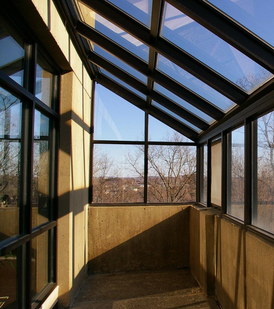 Lounge sunroom. | Whittemore Library | Barbara L. Slavin ...