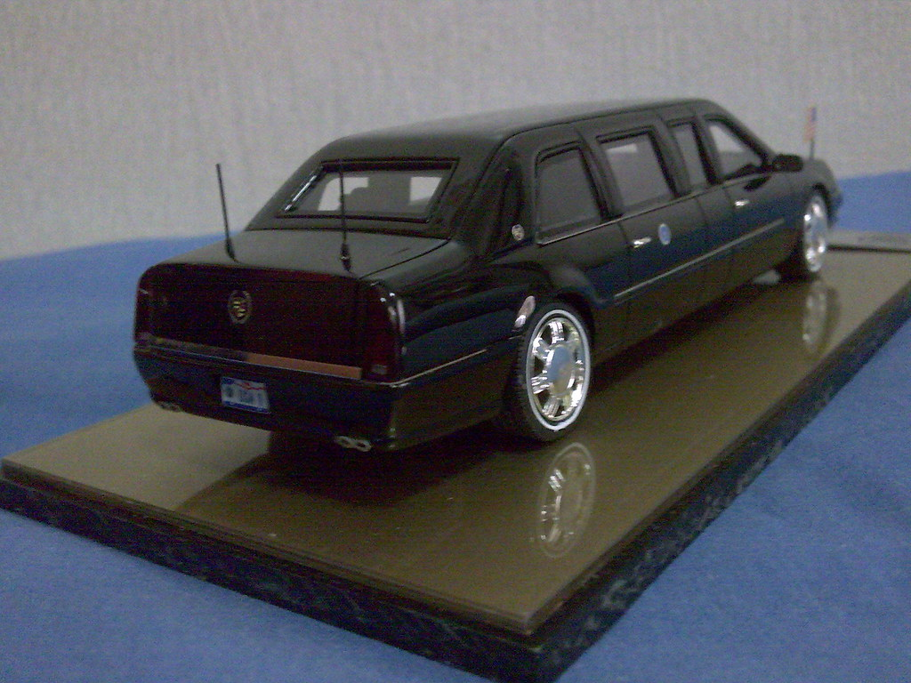 What Are Dts >> 2006 Cadillac DTS Presidential Limousine 1/43 | Md Imran | Flickr