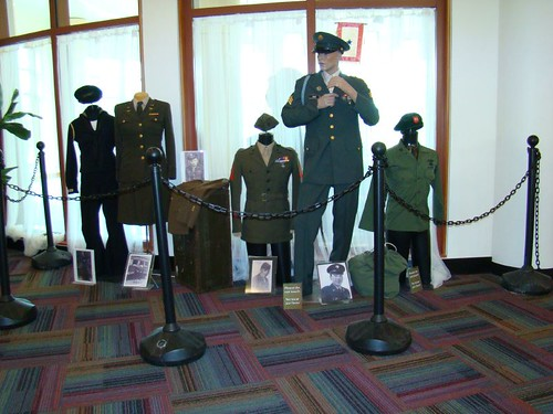 Military Uniforms | by Gail Borden Public Library