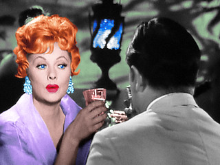 Luscious Legend Lucille Ball TV Shot | by Walker Dukes