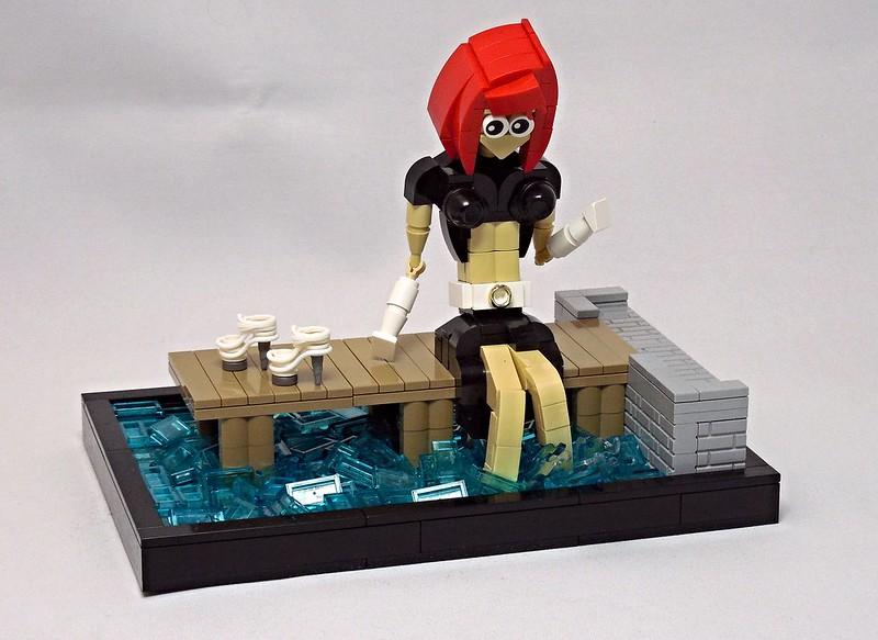 LEGO® MOC by Vitreolum: Splash!