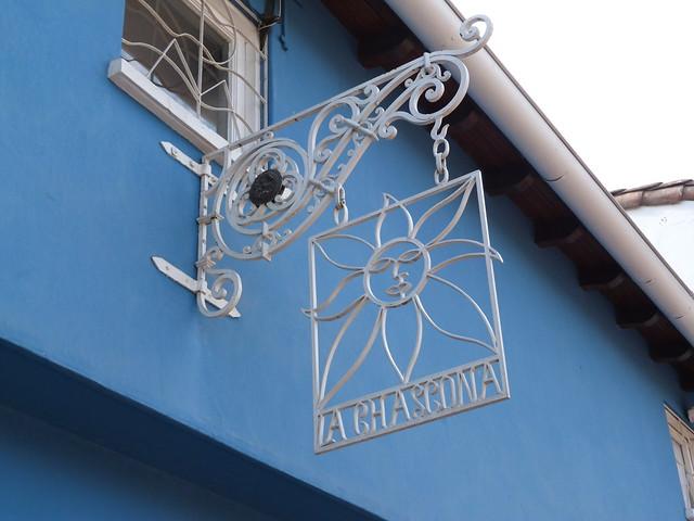 La Chascona (Casa de Neruda en Santiago de Chile)
