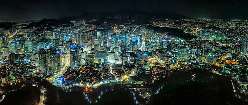 Seoul | by Clint Sharp