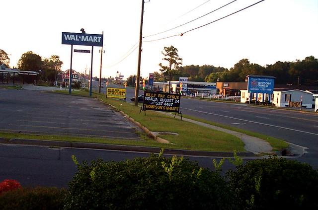 Walmart Close To Island Vista Resort Myrtle Beach