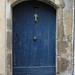 Grimauds blue door