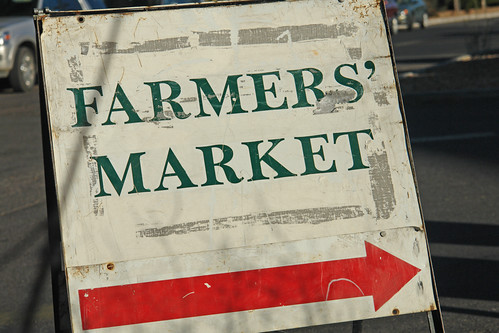 Last outdoor farmer's market, Santa Fe, November 3, 2007 | by desert11sailor