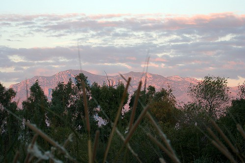 Santa Catalina Mountains at Sunset | by Erin and Lance Adventures