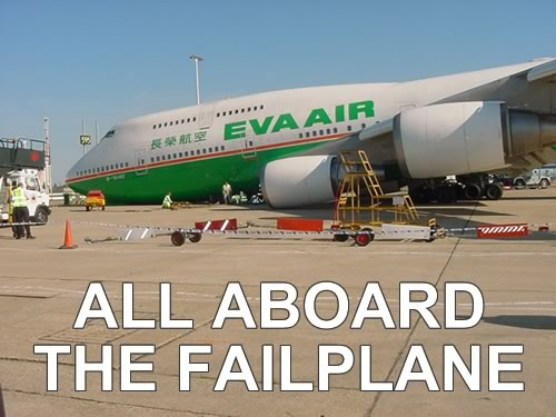 FAILPLANE | by roboppy