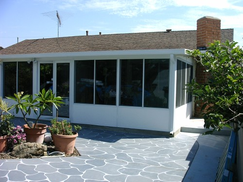 ... Ambianceadditions 230 Sun And Shade Studio Patio Room Enclosure | By  Ambianceadditions
