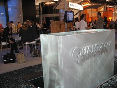 Qualcomm Booth at CES | by Intel CES 2008
