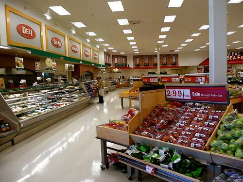New Food Target Field