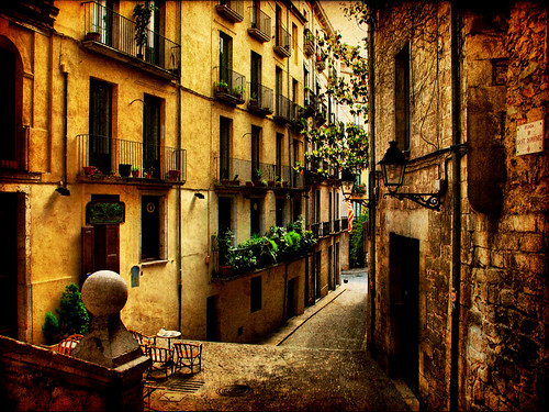 Streets of Girona (XI) | by ToniVC
