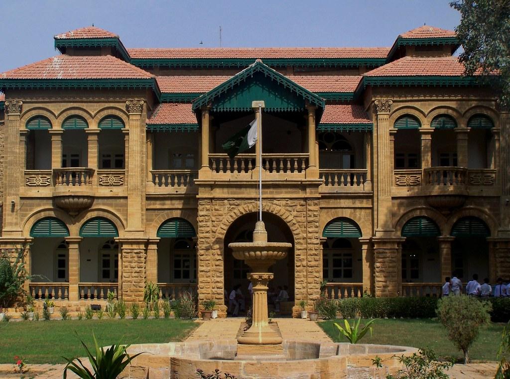 The quaid e azam house and museum karachi pakistan mar flickr Home architecture karachi