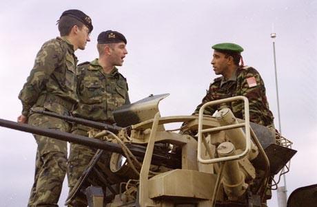 Les F.A.R. en Bosnie  IFOR, SFOR et EUFOR Althea 32897940996_845a6bd9ae_o