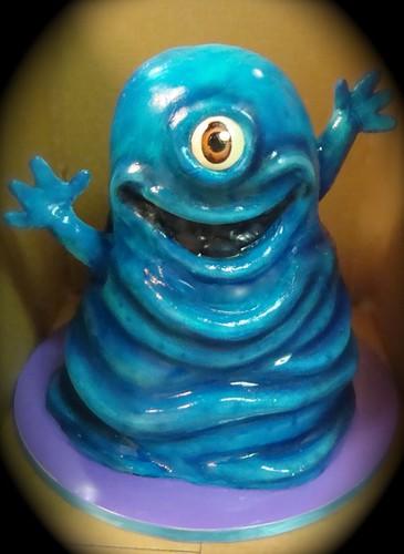 Bob the blob cake