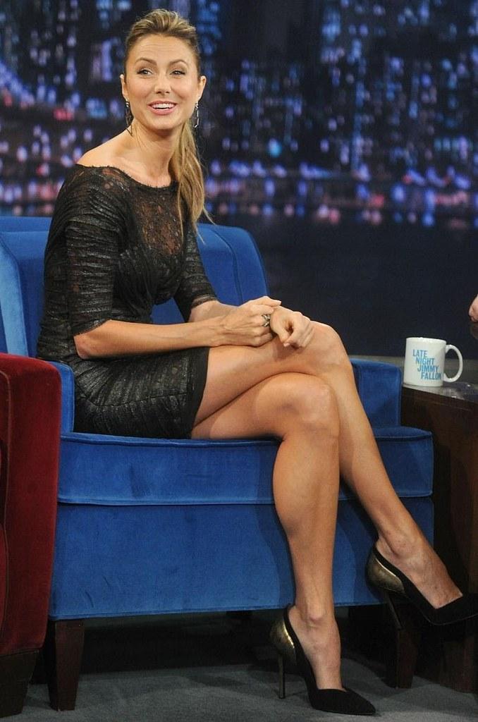 Stacy keibler leg muscles