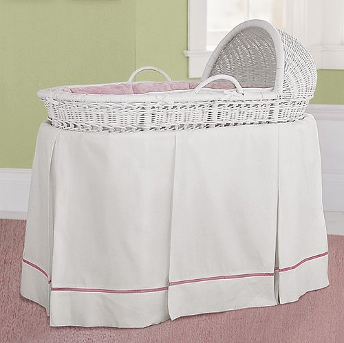 Bassinet from Pottery Barn | by paper pony
