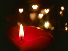 Holiday heart lights | by James Jordan