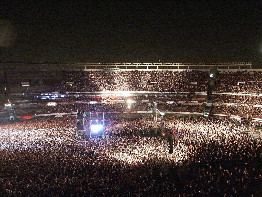 Soda Stereo: El Ultimo Concierto, 21 de Diciembre de 2007 ...
