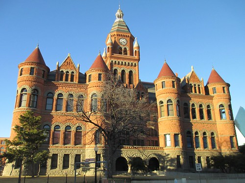 Old Dallas County Courthouse (Dallas, Texas) | by courthouselover