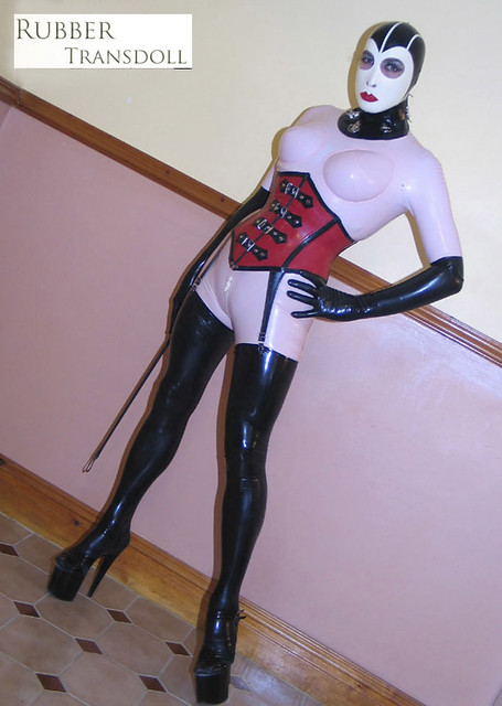 What Is Rubber Made Of >> Pink Dom Doll | I just love this mask.. Made by HW design ...